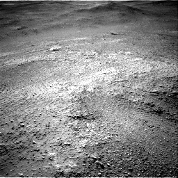 Nasa's Mars rover Curiosity acquired this image using its Right Navigation Camera on Sol 2595, at drive 2576, site number 77