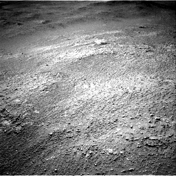 Nasa's Mars rover Curiosity acquired this image using its Right Navigation Camera on Sol 2595, at drive 2588, site number 77
