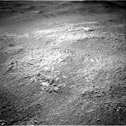 Nasa's Mars rover Curiosity acquired this image using its Right Navigation Camera on Sol 2595, at drive 2594, site number 77