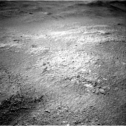 Nasa's Mars rover Curiosity acquired this image using its Right Navigation Camera on Sol 2595, at drive 2600, site number 77