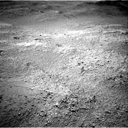 Nasa's Mars rover Curiosity acquired this image using its Right Navigation Camera on Sol 2595, at drive 2606, site number 77