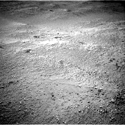 Nasa's Mars rover Curiosity acquired this image using its Right Navigation Camera on Sol 2595, at drive 2612, site number 77