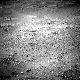 Nasa's Mars rover Curiosity acquired this image using its Right Navigation Camera on Sol 2595, at drive 2624, site number 77