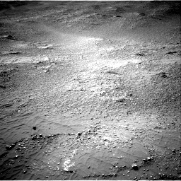 Nasa's Mars rover Curiosity acquired this image using its Right Navigation Camera on Sol 2595, at drive 2630, site number 77