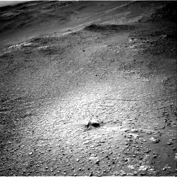 Nasa's Mars rover Curiosity acquired this image using its Right Navigation Camera on Sol 2595, at drive 2672, site number 77