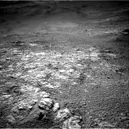 Nasa's Mars rover Curiosity acquired this image using its Right Navigation Camera on Sol 2595, at drive 2714, site number 77