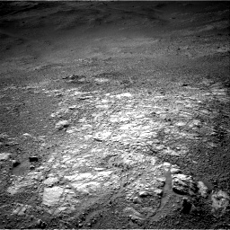 Nasa's Mars rover Curiosity acquired this image using its Right Navigation Camera on Sol 2595, at drive 2720, site number 77
