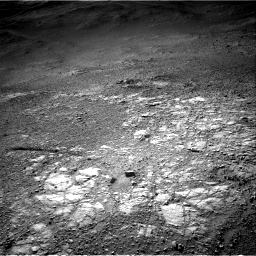 Nasa's Mars rover Curiosity acquired this image using its Right Navigation Camera on Sol 2595, at drive 2726, site number 77