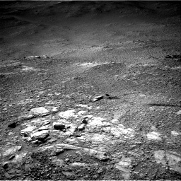 Nasa's Mars rover Curiosity acquired this image using its Right Navigation Camera on Sol 2595, at drive 2744, site number 77