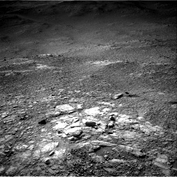 Nasa's Mars rover Curiosity acquired this image using its Right Navigation Camera on Sol 2595, at drive 2750, site number 77