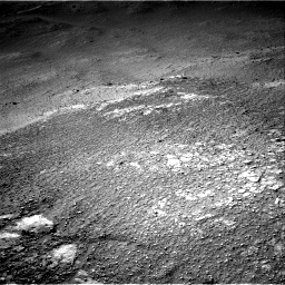 Nasa's Mars rover Curiosity acquired this image using its Right Navigation Camera on Sol 2595, at drive 2768, site number 77