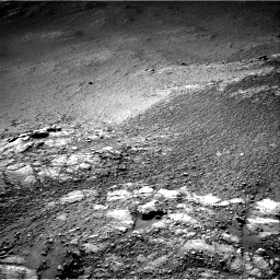 Nasa's Mars rover Curiosity acquired this image using its Right Navigation Camera on Sol 2595, at drive 2780, site number 77