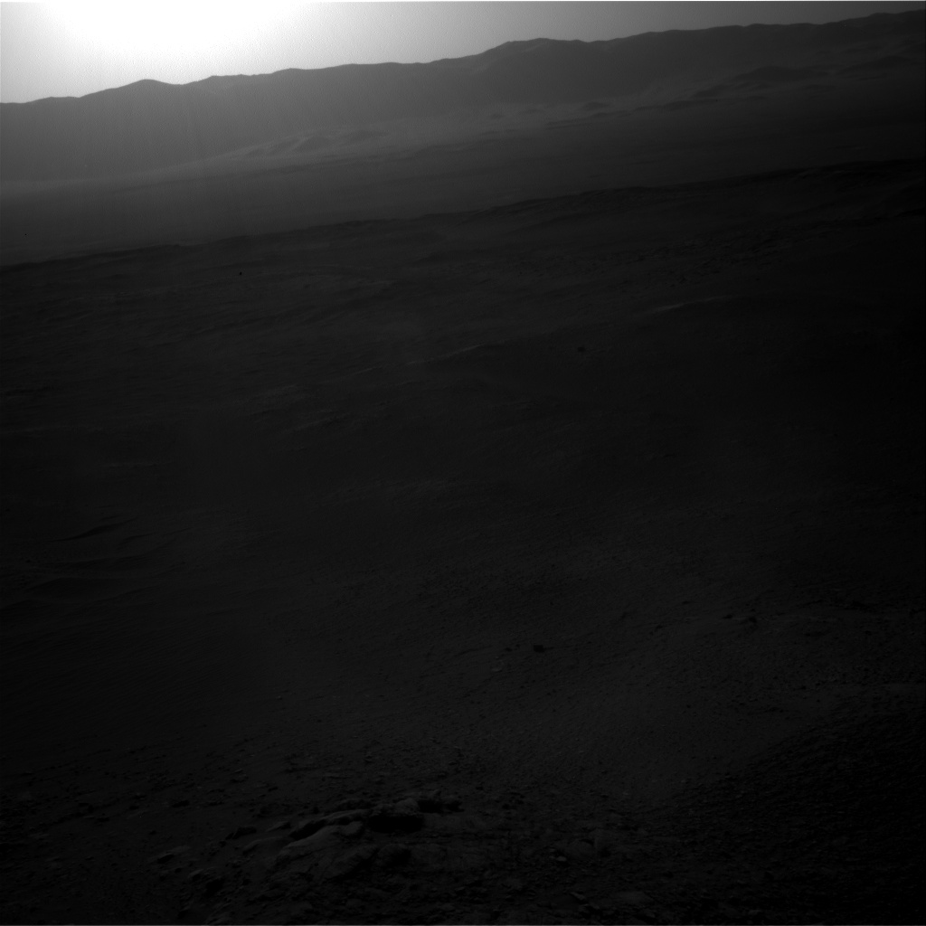 Nasa's Mars rover Curiosity acquired this image using its Right Navigation Camera on Sol 2595, at drive 2786, site number 77