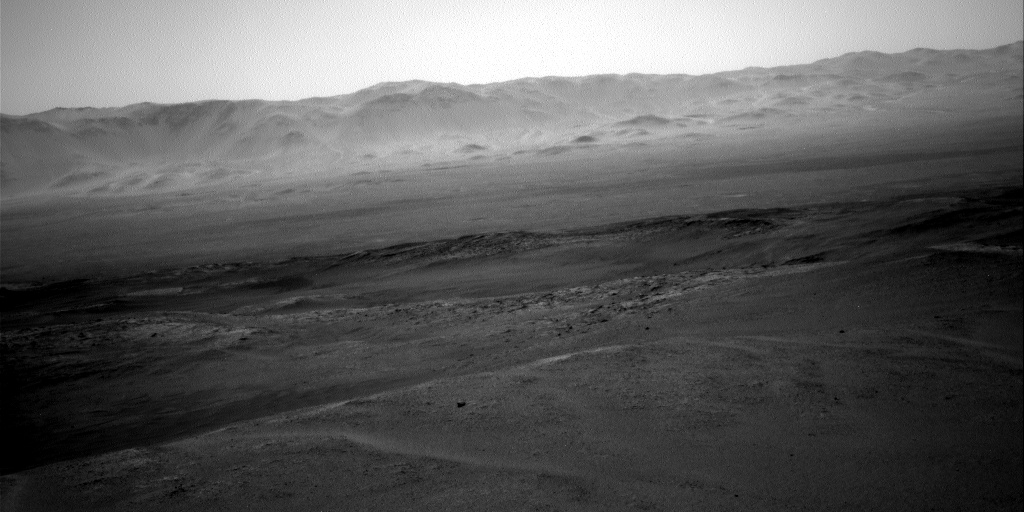 Nasa's Mars rover Curiosity acquired this image using its Right Navigation Camera on Sol 2597, at drive 2786, site number 77