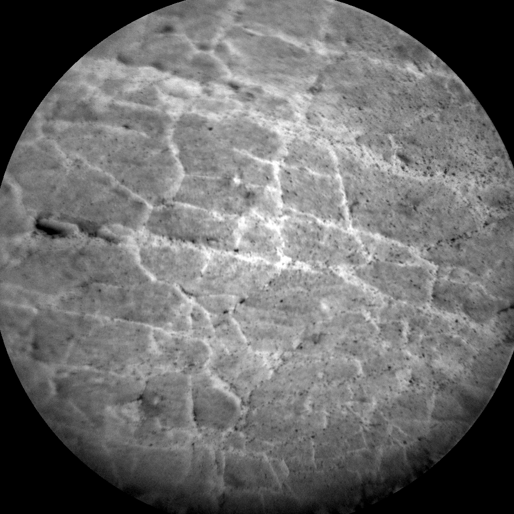 Nasa's Mars rover Curiosity acquired this image using its Chemistry & Camera (ChemCam) on Sol 2598, at drive 2786, site number 77