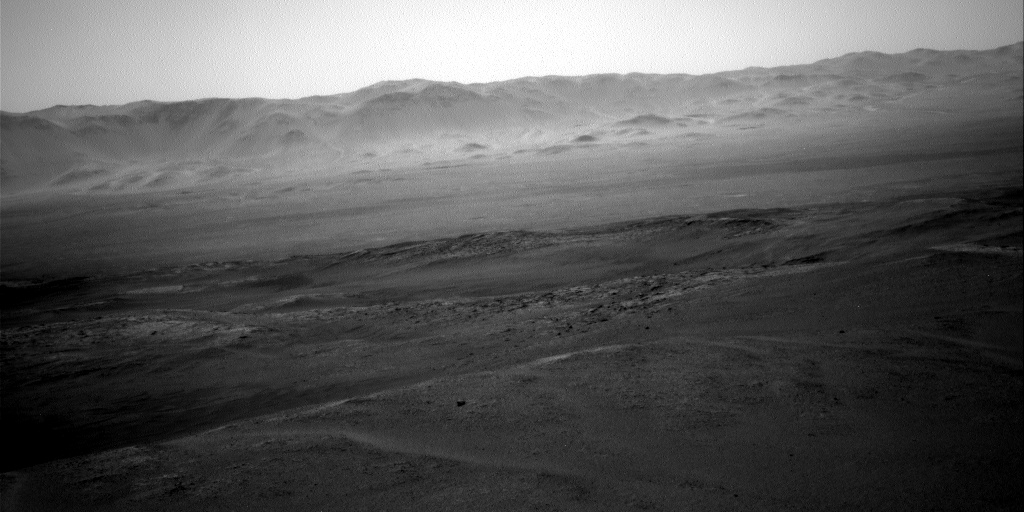 Nasa's Mars rover Curiosity acquired this image using its Right Navigation Camera on Sol 2600, at drive 2786, site number 77