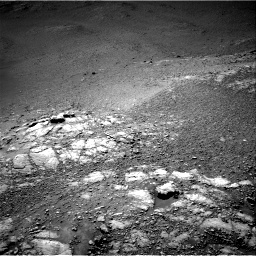 Nasa's Mars rover Curiosity acquired this image using its Right Navigation Camera on Sol 2602, at drive 2786, site number 77