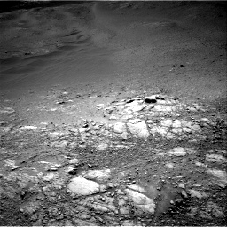 Nasa's Mars rover Curiosity acquired this image using its Right Navigation Camera on Sol 2602, at drive 2792, site number 77