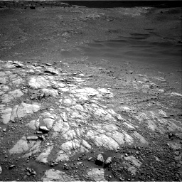 Nasa's Mars rover Curiosity acquired this image using its Right Navigation Camera on Sol 2602, at drive 2804, site number 77