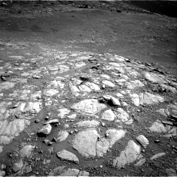 Nasa's Mars rover Curiosity acquired this image using its Right Navigation Camera on Sol 2602, at drive 2816, site number 77