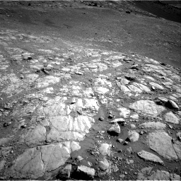 Nasa's Mars rover Curiosity acquired this image using its Right Navigation Camera on Sol 2602, at drive 2822, site number 77
