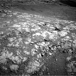 Nasa's Mars rover Curiosity acquired this image using its Right Navigation Camera on Sol 2602, at drive 2834, site number 77