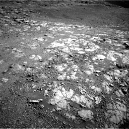 Nasa's Mars rover Curiosity acquired this image using its Right Navigation Camera on Sol 2602, at drive 2840, site number 77