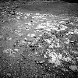 Nasa's Mars rover Curiosity acquired this image using its Right Navigation Camera on Sol 2602, at drive 2846, site number 77