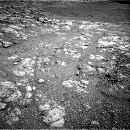 Nasa's Mars rover Curiosity acquired this image using its Right Navigation Camera on Sol 2602, at drive 2852, site number 77