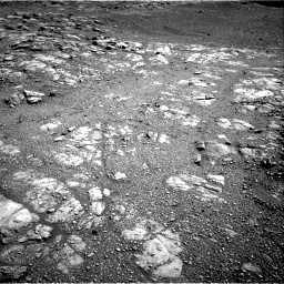 Nasa's Mars rover Curiosity acquired this image using its Right Navigation Camera on Sol 2602, at drive 2858, site number 77