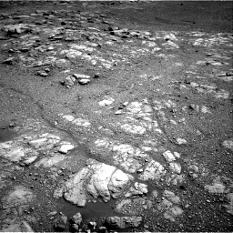 Nasa's Mars rover Curiosity acquired this image using its Right Navigation Camera on Sol 2602, at drive 2864, site number 77