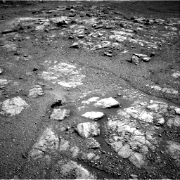 Nasa's Mars rover Curiosity acquired this image using its Right Navigation Camera on Sol 2602, at drive 2876, site number 77