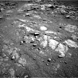 Nasa's Mars rover Curiosity acquired this image using its Right Navigation Camera on Sol 2602, at drive 2894, site number 77