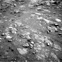 Nasa's Mars rover Curiosity acquired this image using its Right Navigation Camera on Sol 2602, at drive 2906, site number 77