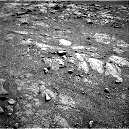 Nasa's Mars rover Curiosity acquired this image using its Right Navigation Camera on Sol 2602, at drive 2912, site number 77