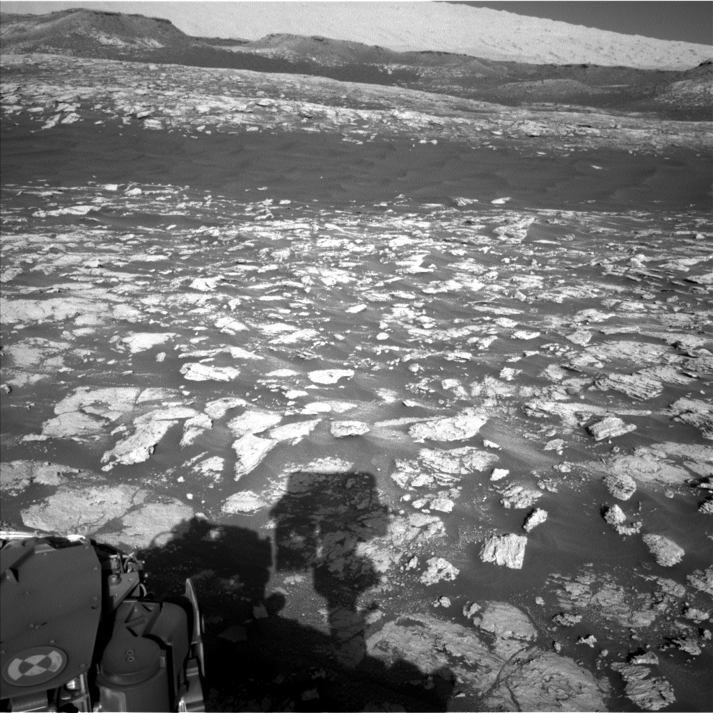 Sol 2606-2607:  If You See a Shadow, 6 More Months of Winter?