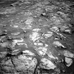 Nasa's Mars rover Curiosity acquired this image using its Right Navigation Camera on Sol 2604, at drive 2984, site number 77