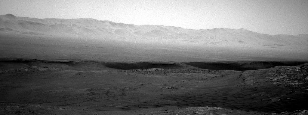 Nasa's Mars rover Curiosity acquired this image using its Right Navigation Camera on Sol 2605, at drive 0, site number 78