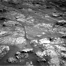 Nasa's Mars rover Curiosity acquired this image using its Right Navigation Camera on Sol 2606, at drive 84, site number 78