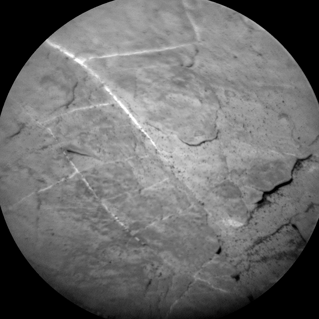 Nasa's Mars rover Curiosity acquired this image using its Chemistry & Camera (ChemCam) on Sol 2606, at drive 0, site number 78
