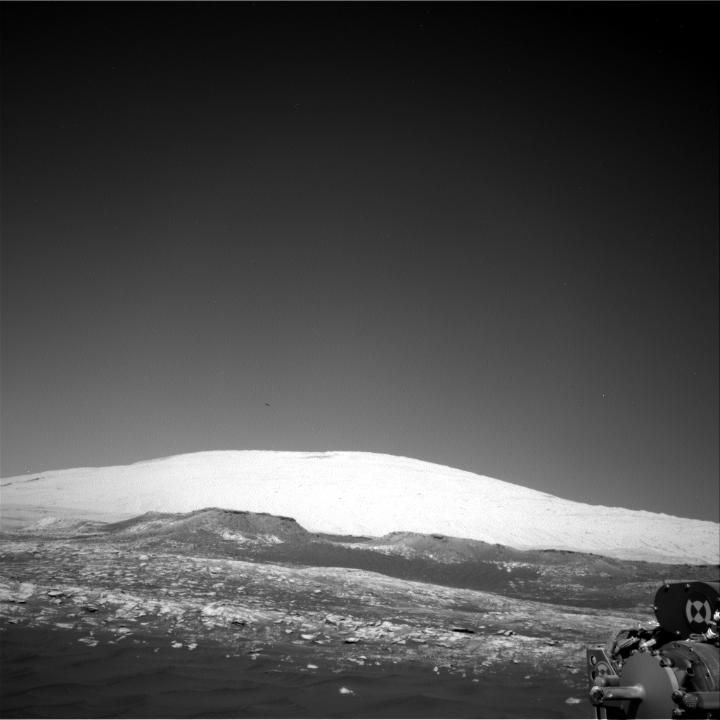 Nasa's Mars rover Curiosity acquired this image using its Right Navigation Camera on Sol 2607, at drive 138, site number 78