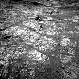 Nasa's Mars rover Curiosity acquired this image using its Left Navigation Camera on Sol 2609, at drive 204, site number 78