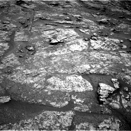 Nasa's Mars rover Curiosity acquired this image using its Right Navigation Camera on Sol 2609, at drive 138, site number 78
