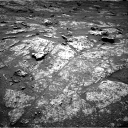 Nasa's Mars rover Curiosity acquired this image using its Right Navigation Camera on Sol 2609, at drive 174, site number 78