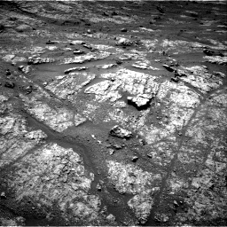 Nasa's Mars rover Curiosity acquired this image using its Right Navigation Camera on Sol 2609, at drive 180, site number 78
