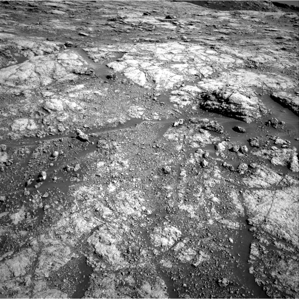 Nasa's Mars rover Curiosity acquired this image using its Right Navigation Camera on Sol 2609, at drive 198, site number 78