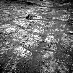 Nasa's Mars rover Curiosity acquired this image using its Right Navigation Camera on Sol 2609, at drive 204, site number 78