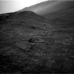 Nasa's Mars rover Curiosity acquired this image using its Left Navigation Camera on Sol 2611, at drive 222, site number 78