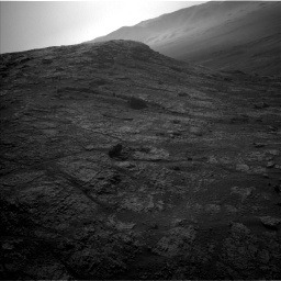 Nasa's Mars rover Curiosity acquired this image using its Left Navigation Camera on Sol 2611, at drive 228, site number 78
