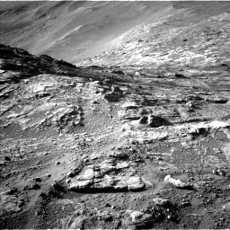 Nasa's Mars rover Curiosity acquired this image using its Left Navigation Camera on Sol 2611, at drive 330, site number 78